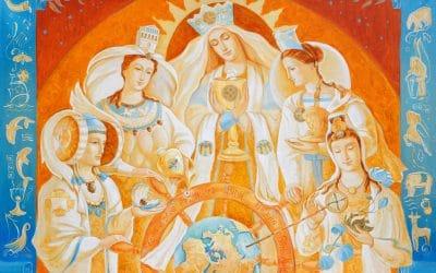 II. La meditación contemplativa en la Sabiduría Divina: Conocer a Sofía Pronoia como la Providencia Bondadosa